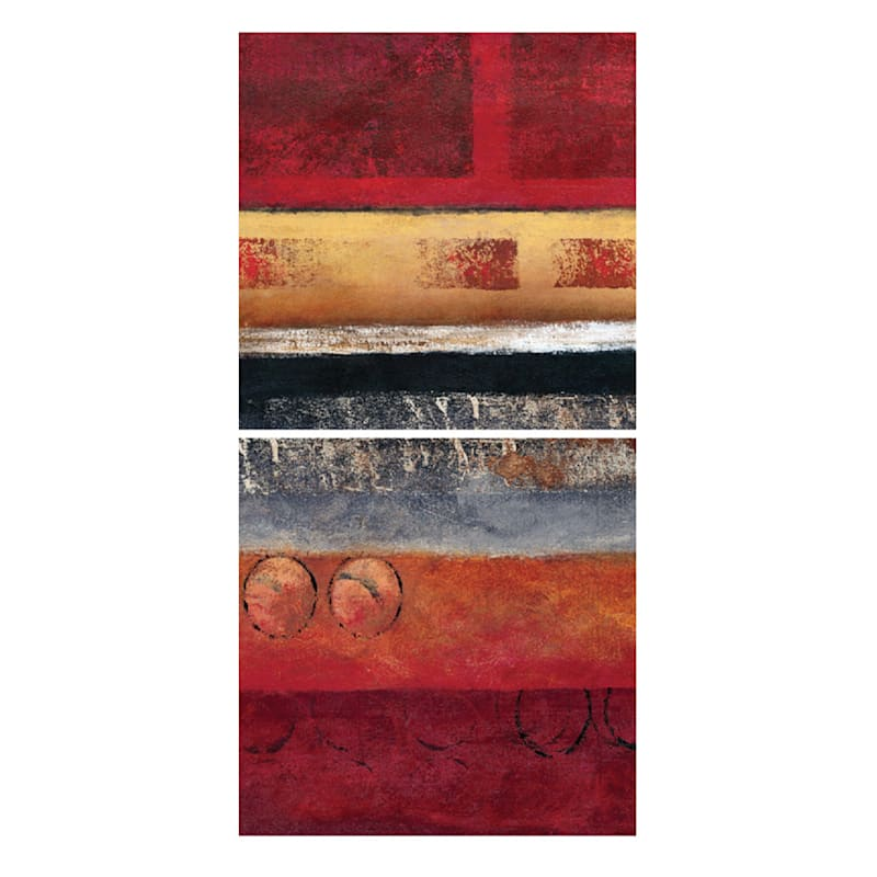 6-Piece Color Story Canvas Art Set