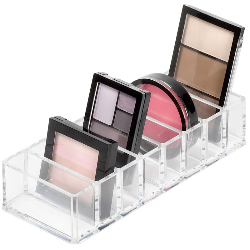 8 Compartment Cosmetic Tray