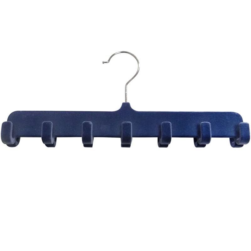 Velvet Blue Belt Hanger