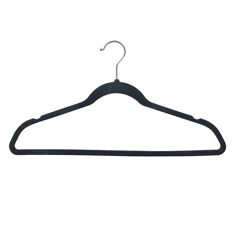 Velvet Blue 50 Piece Suit Hanger