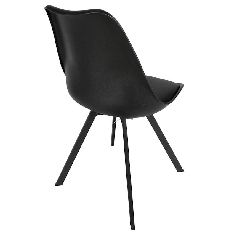 Sally Black Dining Chair