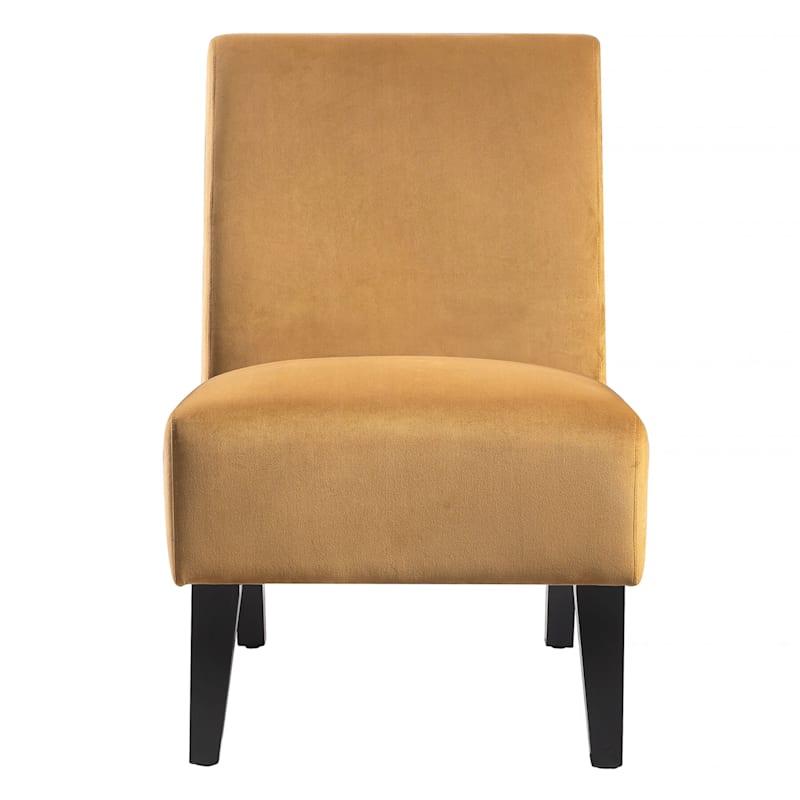 Monica Tan Accent Chair