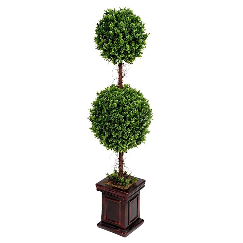 2 Ball Topiary 48 Nvrot